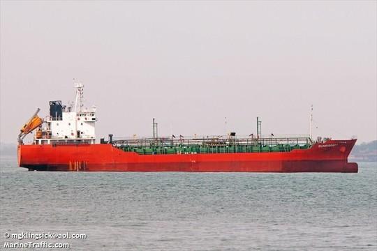 Tàu Sunrise 689 đã bị cướp biển tấn công trên đường từ Singapore về Việt Nam - Ảnh minh họa