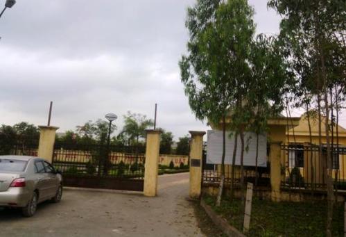 Trung tâm Giáo dục xã hội TP Vinh nơi ông Hạ công tác.