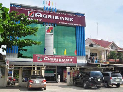 Trụ sở của Agribank Chi nhánh 7 tại phường Tân Thuận Tây, quận 7, TP HCM - Ảnh: CAND
