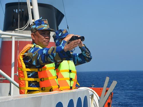 CSB Việt Nam vẫn hiên ngang bám biển