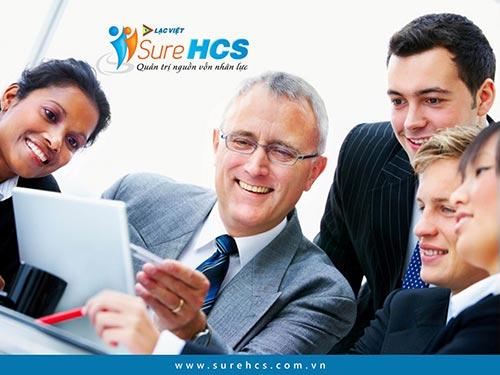 Với SureHCS các doanh nghiệp quản lý nhân sự hiệu quả hơn