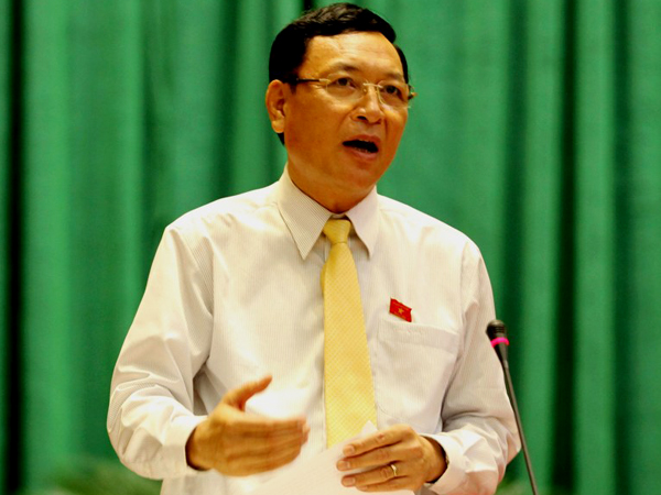Bộ trưởng GD-ĐT Phạm Vũ Luận: Do bị khớp nên anh em đưa ra con số 34.000 tỉ đồng