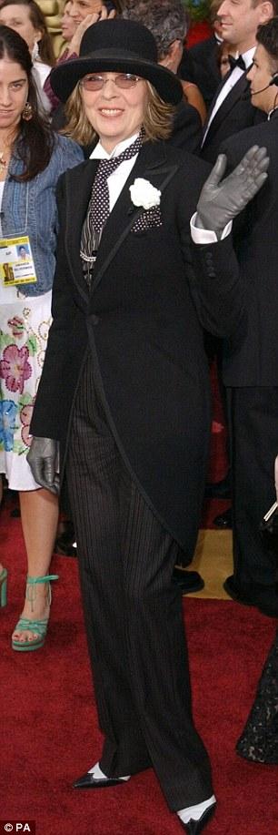 Diane Keaton tại Oscar lần thứ 76
