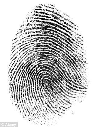 Dấu vân tay chưa hẳn là bằng chứng xác thực