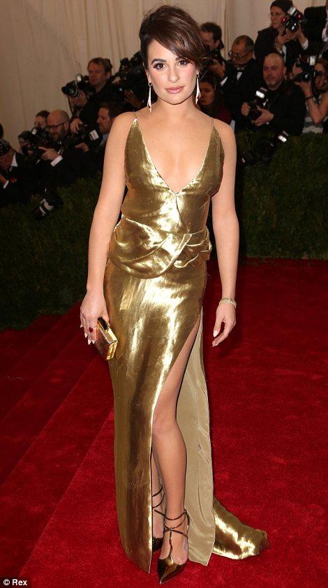 Both Lea Michele
