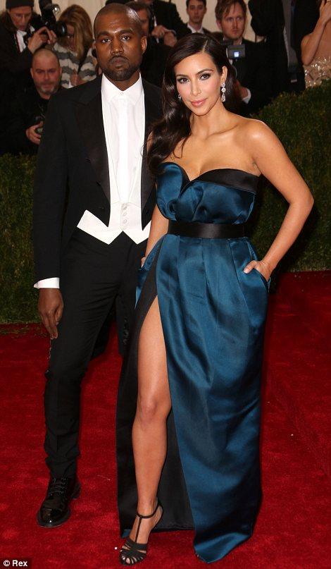 Kim và Kanye West