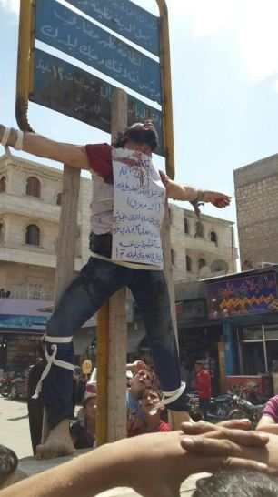 Shakir Wahiyib và băng nhóm đã thực hiện các cuộc hành quyết dã man. Ảnh: Daily Mail