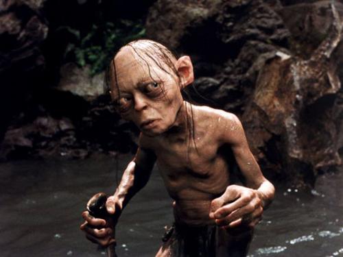 Sinh vật được chụp ở Trung Quốc có nhiều nét giống Gollum trong phim Chúa tể của những chiếc nhẫn.