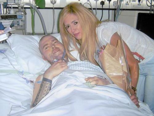 Ian những ngày cuối đời tại bệnh viện