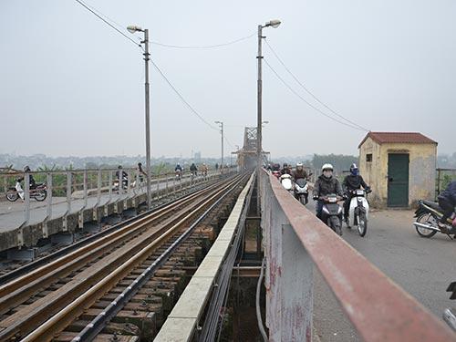 Vẫn chưa thể xác định được danh tính người nhận hối lộ 80 triệu yen tại dự án xây dựng đường sắt đô thị số 1 Hà Nội Ảnh: TUẤN NGUYỄN