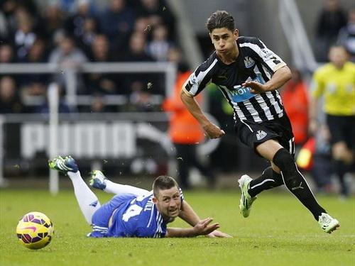 Trận thua toàn diện của Chelsea trước Newcastle