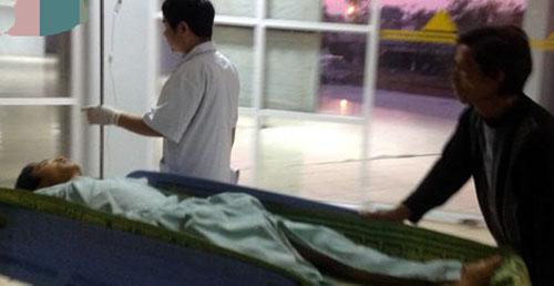 Liên tục đưa bệnh nhân lên viện