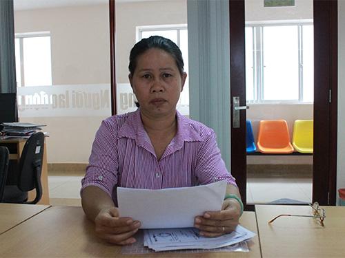 Bà Nguyễn Thị Vị phản ánh về việc UBND quận Thủ Đức thu hồi đất nhưng không bồi thường mà chỉ được hỗ trợ rất thấp