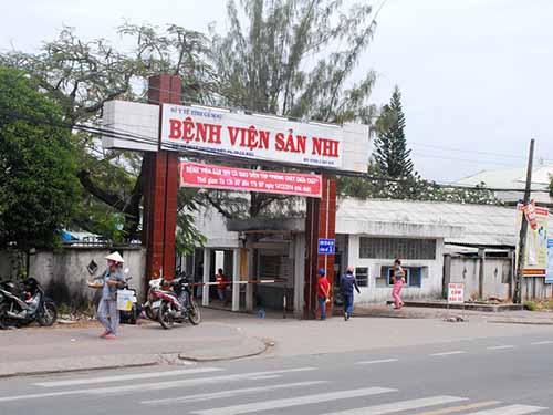 Bệnh viện Sản - Nhi Cà Mau, nơi bà Đặng Bé Nam được tiếp tục bổ nhiệm làm giám đốc dù đến tuổi hưu Ảnh: Duy Nhân