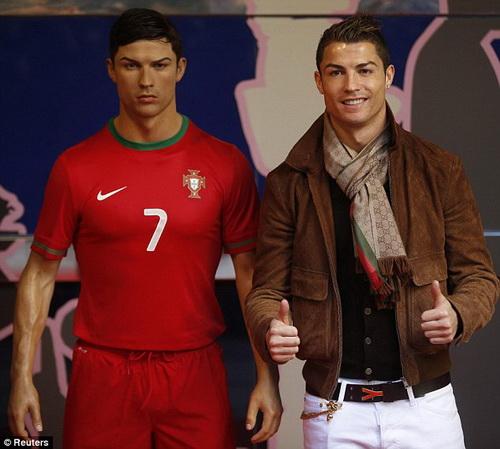 Bảo tàng Ronaldo được ra mắt trong năm 2013