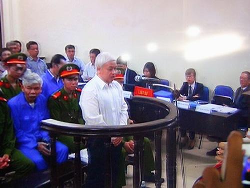 Nguyễn Đức Kiên đề nghị hạn chế cách ly bị cáo này tại phiên tòa phúc thẩm