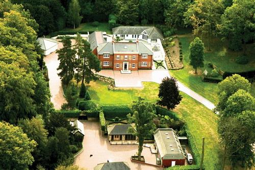 Ngôi biệt thự trị giá 6 triệu bảng ở London mà Sanchez định mua để sống cùng bạn gái Laia Grassi