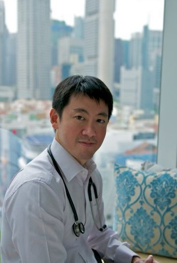 Bác sĩ Richard Teo Keng Siang