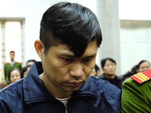 Chủ thẩm mỹ viện Cát Tường, bị cáo Nguyễn Mạnh Tường tại phiên tòa