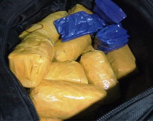 Số lượng lớn ma túy tổng hợp bị Cơ quan Công an tỉnh Thanh Hóa bắt giữ