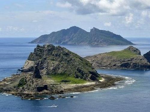 Vùng phòng không của Trung Quốc bao gồm cả quần đảo mà Bắc Kinh và Tokyo đều nhận chủ quyền Senkaku/Điếu Ngư. Ảnh: AP