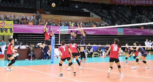 Tuyển nữ bóng chuyền Việt Nam là 1 trong 8 đội mạnh nhất châu Á