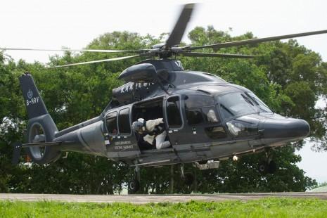 Trực thăng Z-9. Ảnh: Reuters
