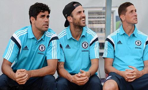Những chân sút đắt giá vẫn chưa được Mourinho sử dụng