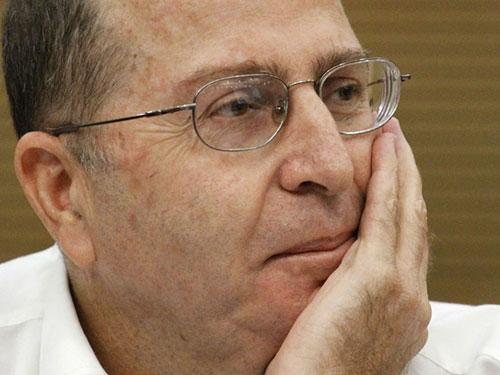 Bộ trưởng Quốc phòng Israel Moshe Yaalon Ảnh: Times of Israel
