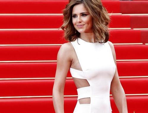 Cheryl Cole tụt hạng một bậc xuống vị trí thứ 3. Ảnh: Reuters