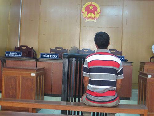 Nguyễn Văn Thái tại phiên phúc thẩm