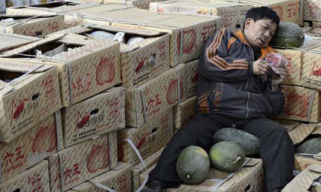 Trung Quốc vẫn được xem là nước đang phát triển nếu tính theo GDP đầu người.Ảnh: Reuters