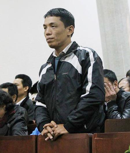 Ông Nguyễn Hữu Huy, chồng nạn nhân Lê Thị Thanh Huyền, cho biết gia đình yêu cầu bồi thường gần 1,4 tỉ đồng