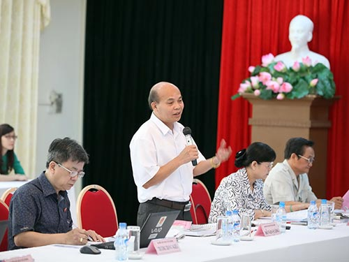 Theo đại biểu Đỗ Văn Đương, tính chuyên nghiệp của đại biểu là phải thể hiện chính kiến trong mọi lĩnh vực