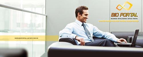 BIO Portal giúp doanh nghiệp chuyên nghiệp hóa môi trường làm việc