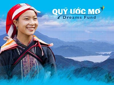 """""""Quỹ ước mơ"""" sẽ hỗ trợ cho nữ sinh dân tộc thiểu số được tiếp tục đến trường"""