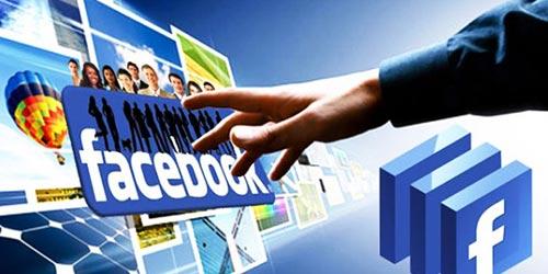 Tìm việc qua mạng xã hội là xu hướng mới hiện nay Ảnh: Nguyên Khôi