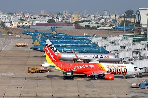 Để các chuyến bay an toàn, liên quan đến rất nhiều yếu tố