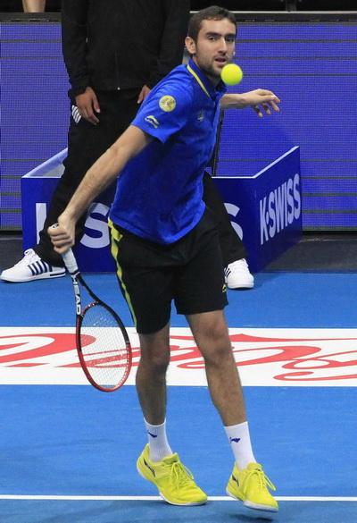 Marin Cilic thắng Berdych