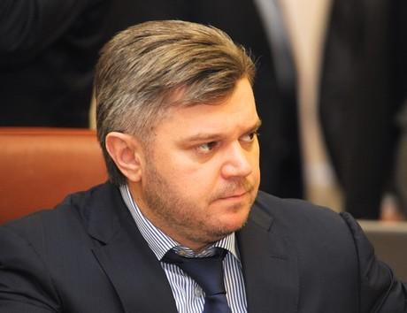 Cựu Bộ trưởng năng lượng Ukraine Eduard Stavytsky.