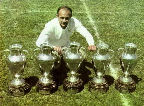 5 danh hiệu vô địch châu Âu