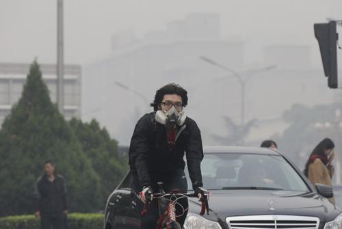Trên đường phố Bắc Kinh