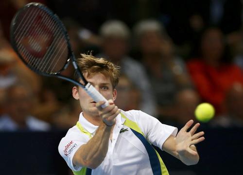 David Goffin không phải đối thủ xứng tầm của Federer