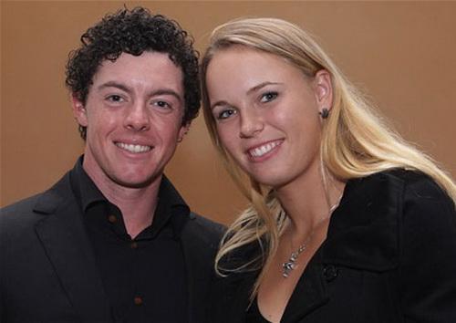 Cặp trai tài gái sắc McIlroy - Wozniacki