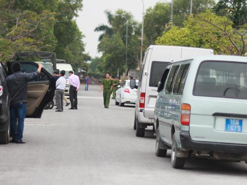 Lực lượng công an đột kích, bắt giữ các đối tượng tội phạm công nghệ cao người Trung Quốc và Đài Loan