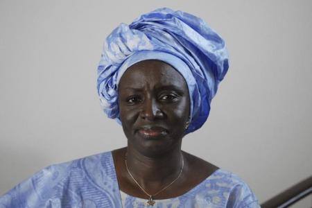Bà Aminata Toure giữ chức thủ tướng Senegal chưa đầy 1 năm. Ảnh: Reuters