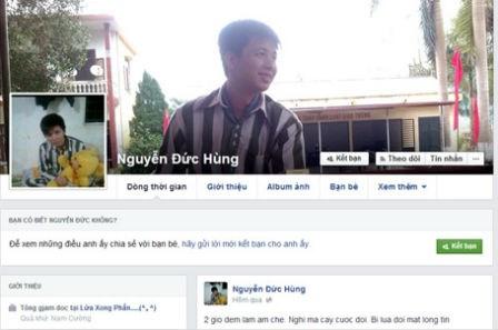 Bà Lê Thị Nga đề nghị làm rõ trách nhiệm trong vụ phạm nhân trại giam Tân Lập dùng điện thoại cập nhật ảnh lên facebook.
