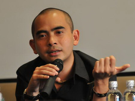 Nhạc sĩ Đức Trí. Ảnh: T.Trang