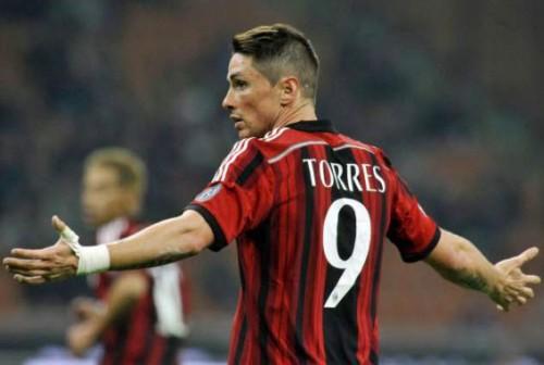 Torres không thể tỏa sáng trong màu áo AC Milan