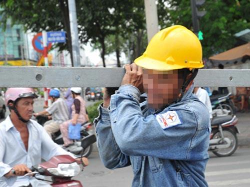 EVN - ngành điện có năng suất lao động quá thấp - Ảnh: Diệp Đức Minh